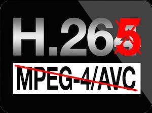 Метод сжатия сигнала H.265 отражает новый этап в развитии IP-видеонаблюдения