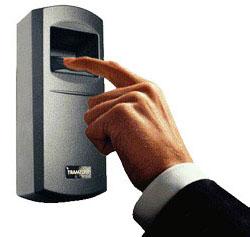 Биометрические считыватели контроля управления доступом
