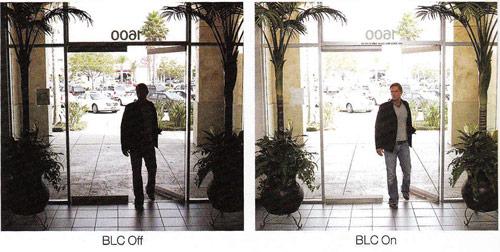 О функциях аналоговых камер видеонаблюдения. Какая польза от BLC